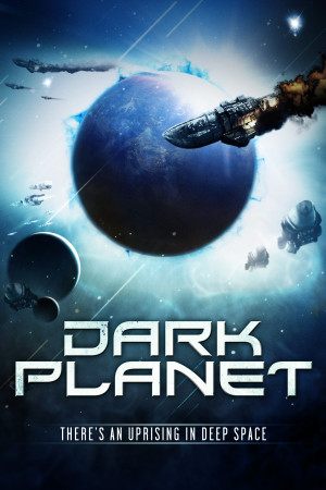 Dark Planet aka The Inhabited Island) - Film Poster