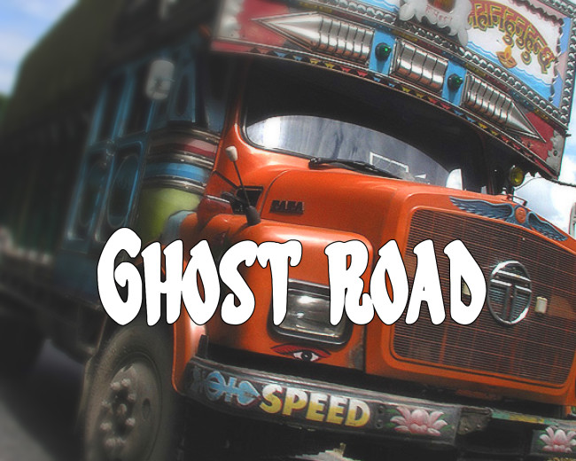 Ghost Road (In Development)