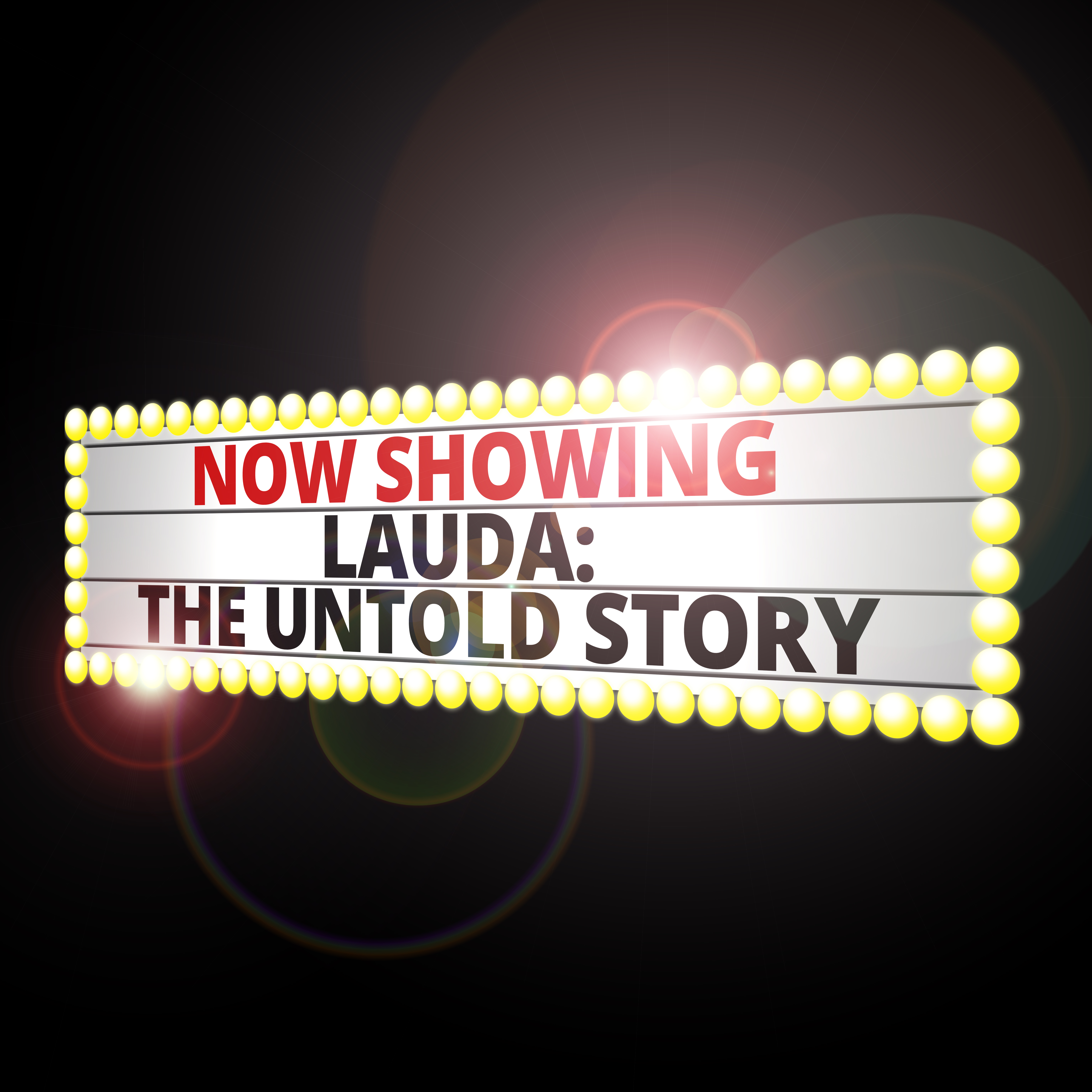 'Lauda: The Untold Story' coming to cinemas near you!