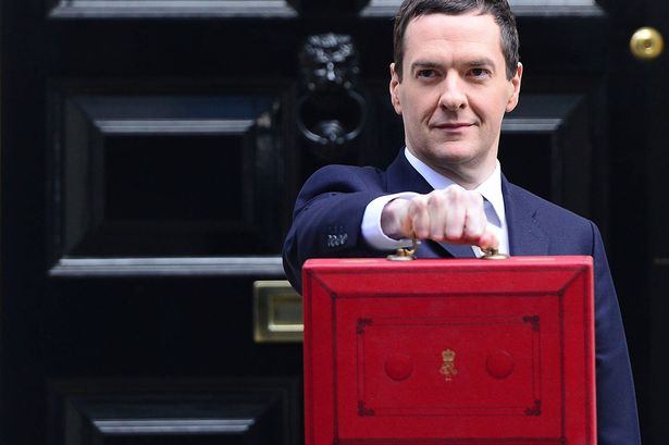 The Second Budget 2015