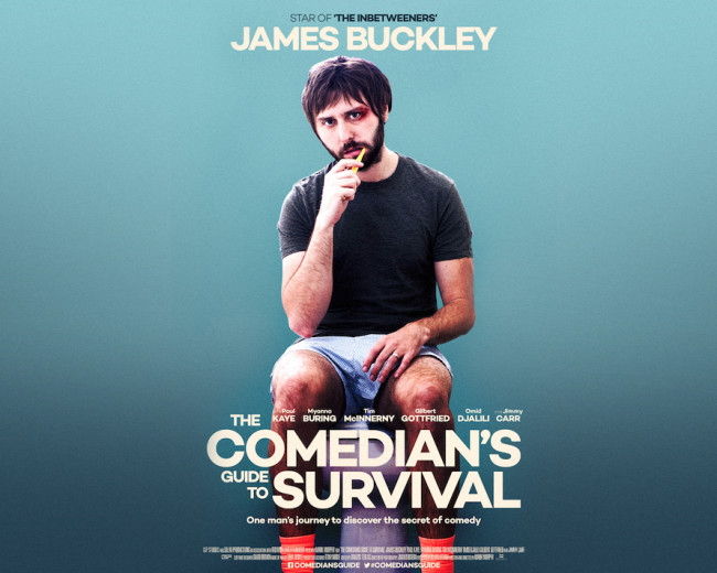 The Comedian's Guide to Survival (Coming Soon)