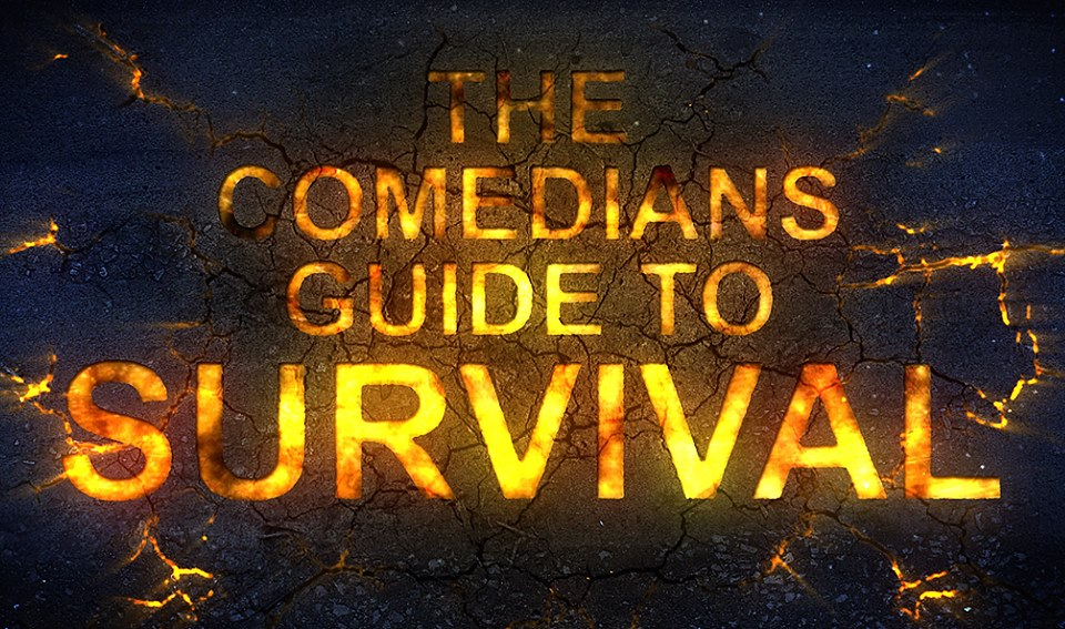 The ball starts rolling for 'The Comedians Guide To Survival'