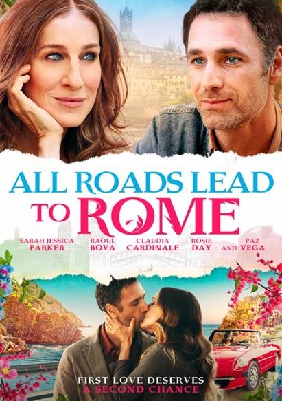 'All Roads Lead to Rome' out now on DVD