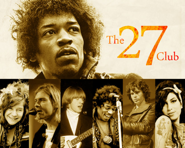 The 27 Club (In Production)