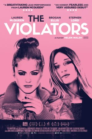 The Violators - Poster