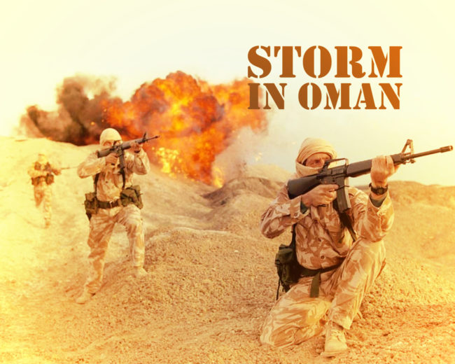 Storm in Oman (In Pre-Production)