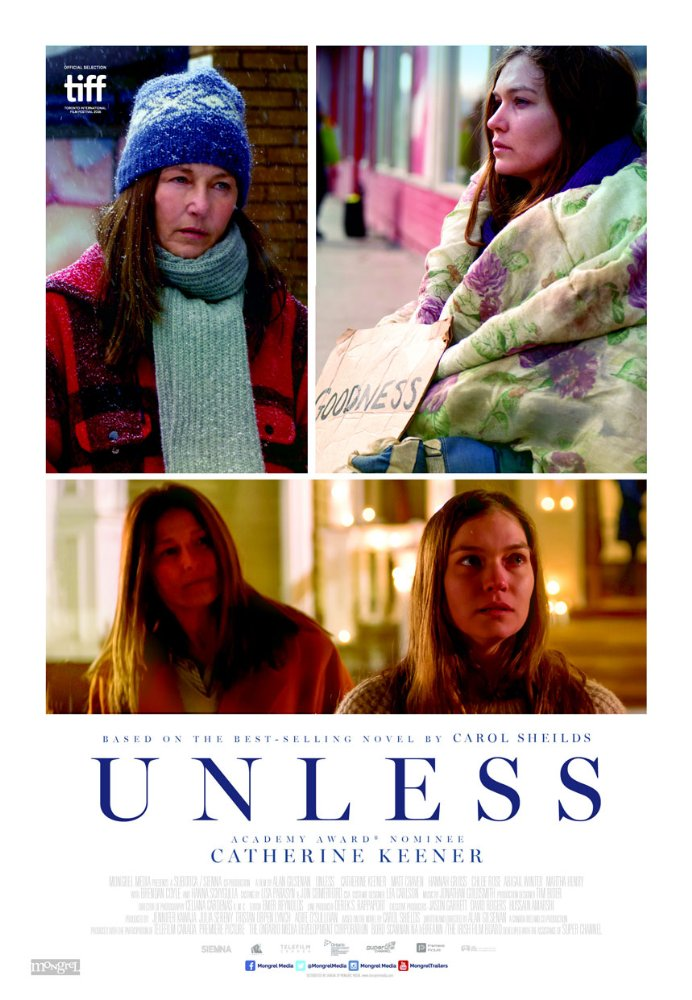 'Unless' to boast its world premiere at Toronto International Film Festival