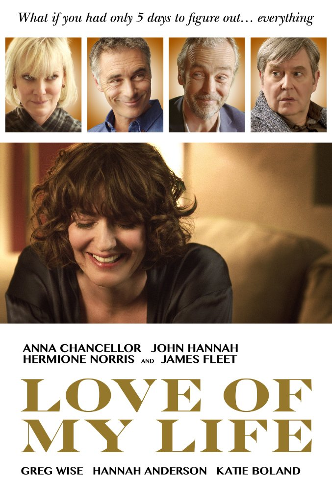 'Love of my Life' theatrical and digital release