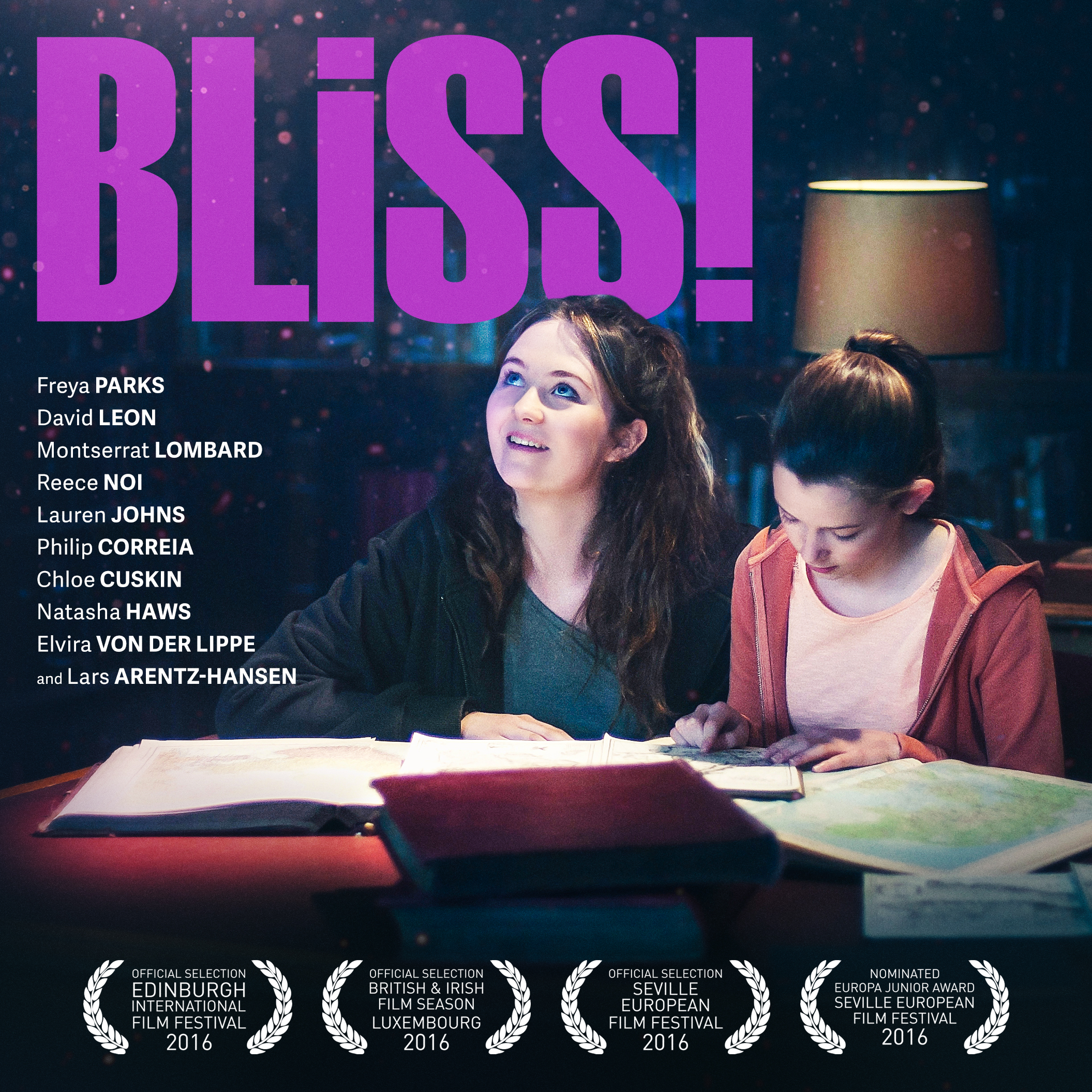 Advanced preview screening of 'Bliss!'