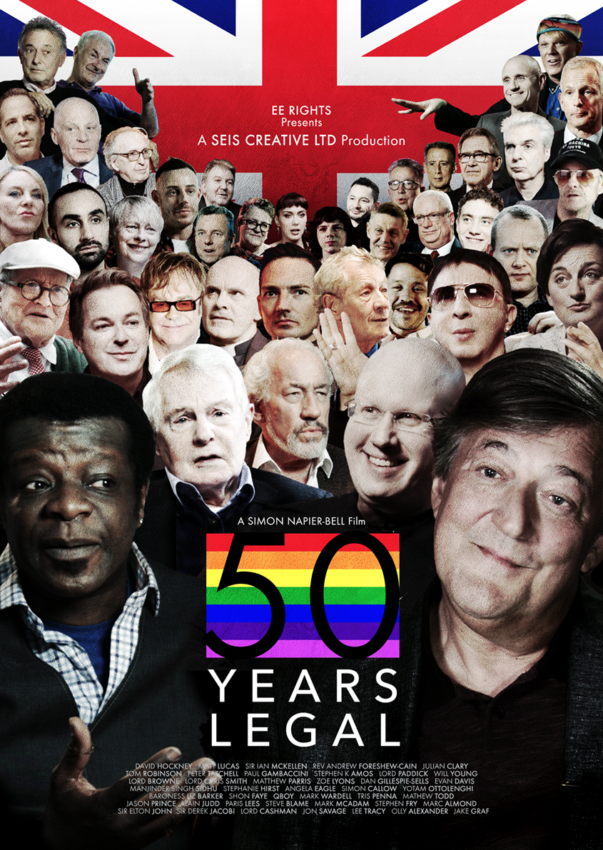 '50 Years Legal' screening in London