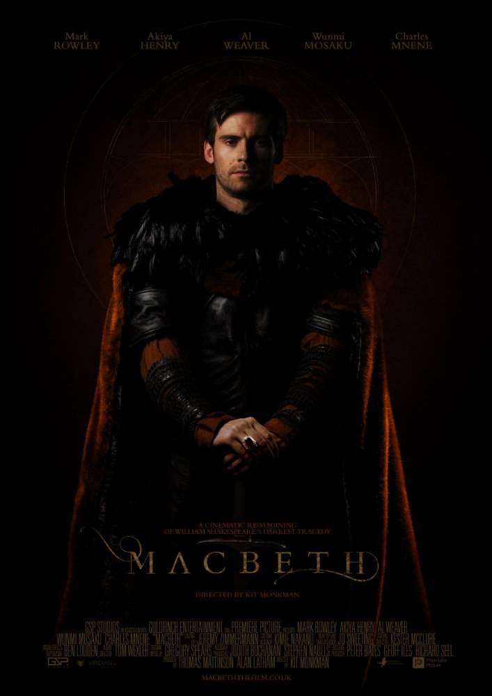 Preview screening of 'Macbeth'