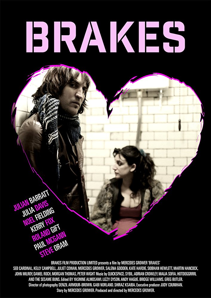 Mercedes Grower's debut feature 'Brakes' starring Noel Fielding