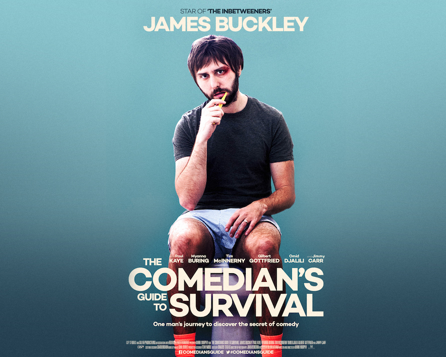 'The Comedian's Guide to Survival' screening at The Romford Film Festival