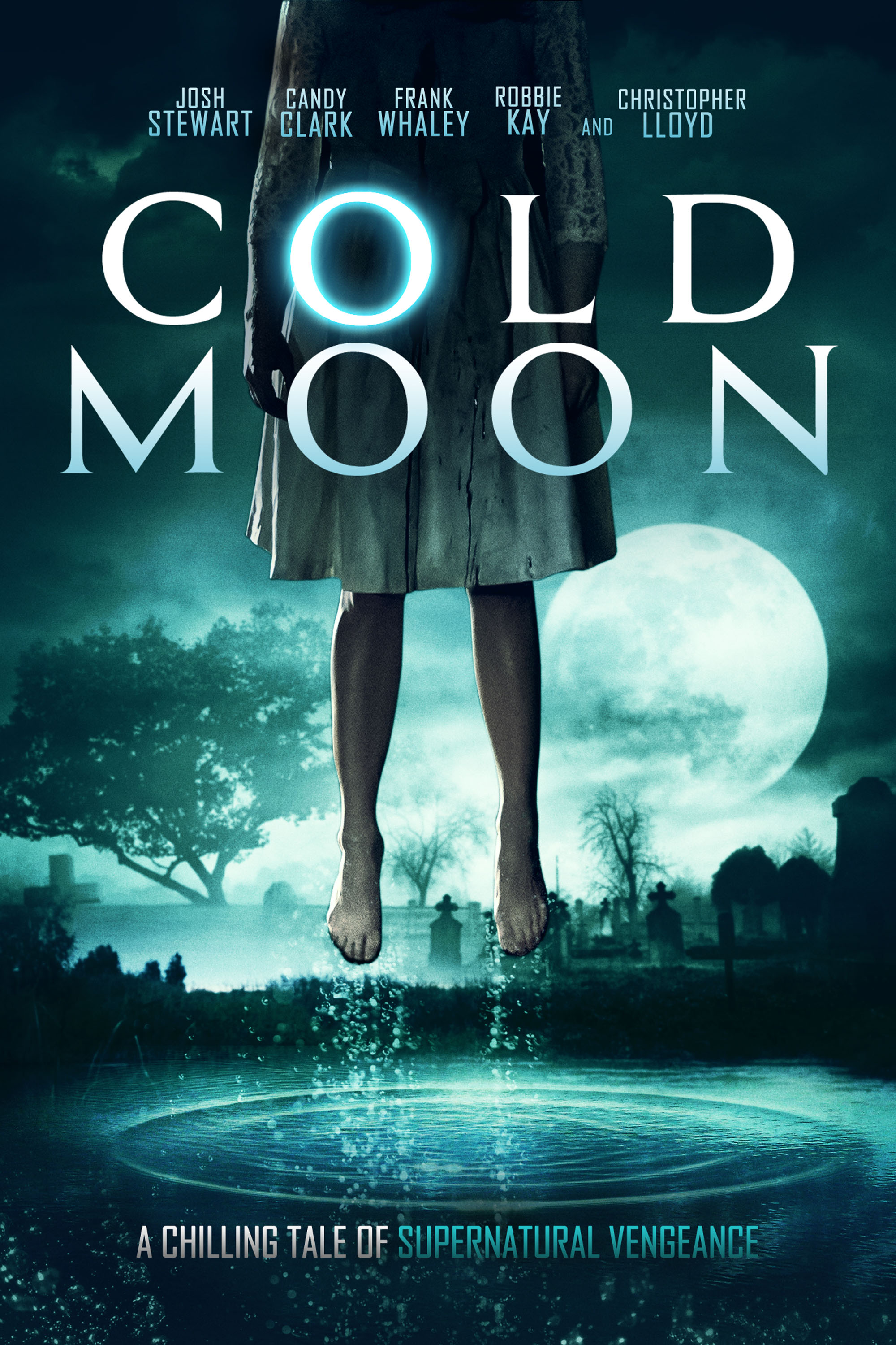 'Cold Moon' now available on DVD & Download