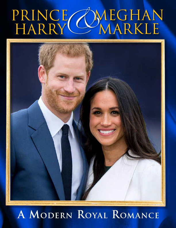 Our documentary 'Harry and Meghan: A Modern Royal Romance' is now available
