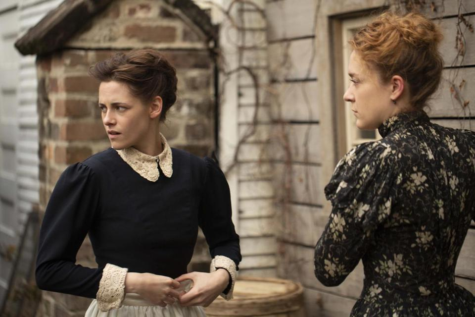 'Lizzie' screening at London Film Festival