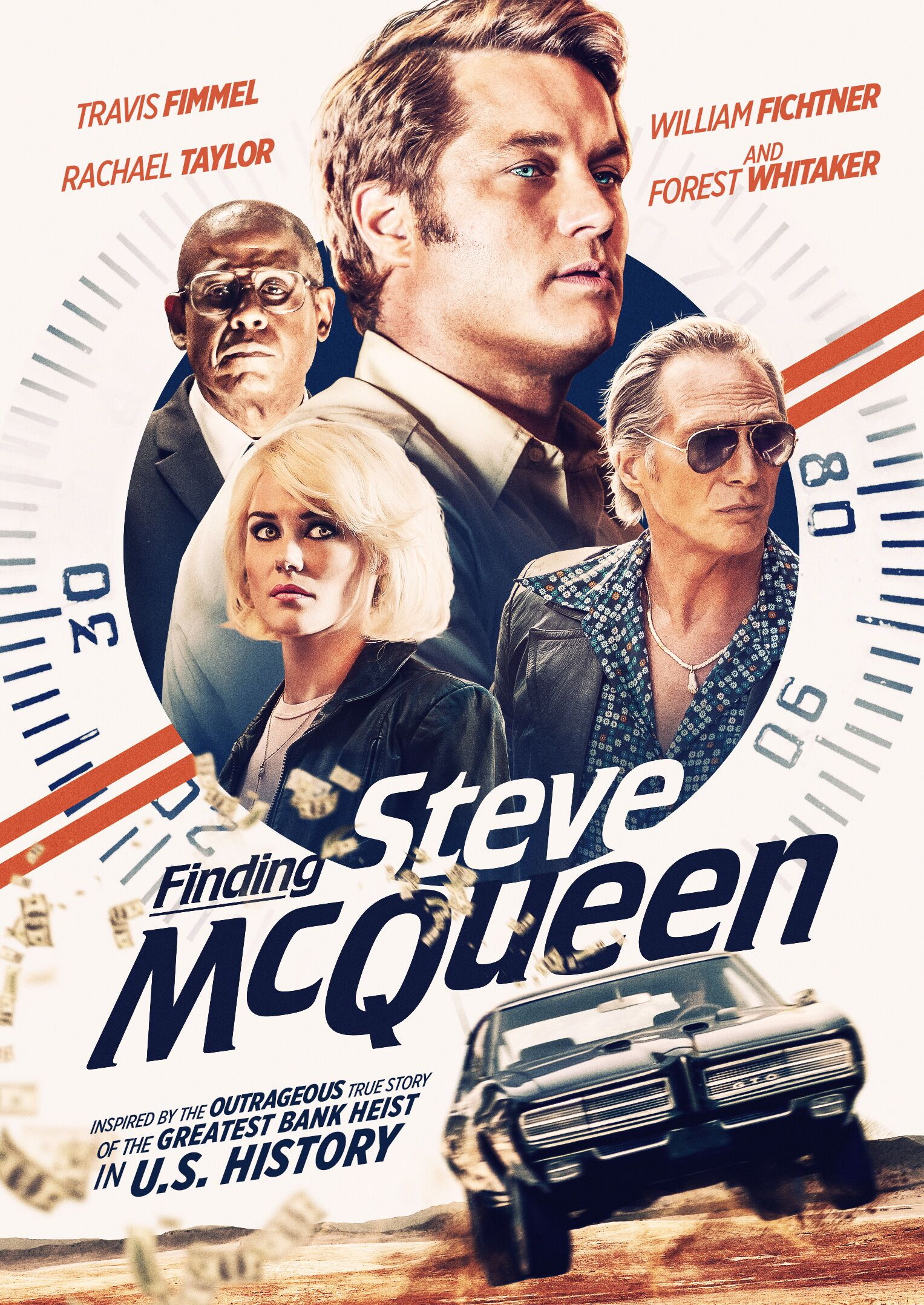 Finding Steve McQueen released in the US
